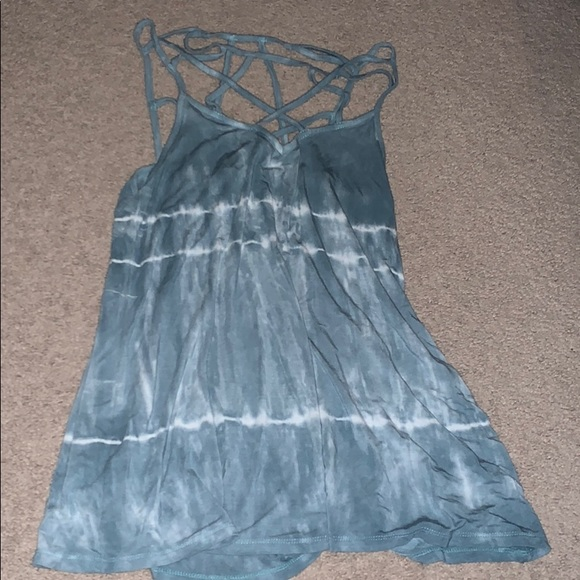 Tops - strappy tank top